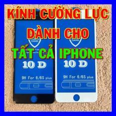Kính cường lực 10D Full màn hình cho Iphone 6/6S/6P/7/7P/8/8P/X – Shop sim giá rẻ