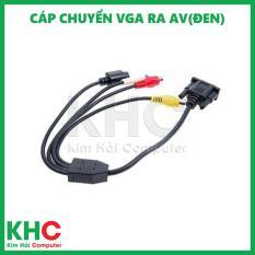 Cáp chuyển VGA ra AV