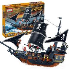 Lego Tàu cướp biển ngọc trai đen 652 chi tiết