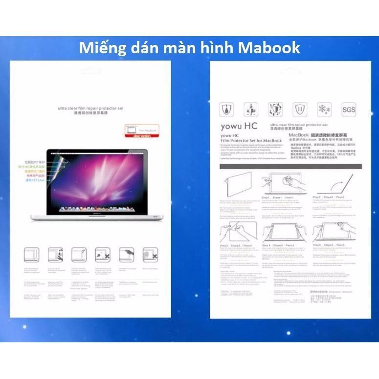 Miếng dán màn hình HD cho MacBook 13Retina