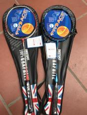 Combo 2 cây vợt cầu lông Proace giá rẻ tập luyện – tặng kèm bao vợt cùng loại hàng đẹp tập luyện