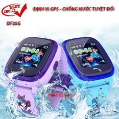Đồng hồ định vị trẻ em DF25G – chống nước tốt nhất