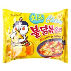 Mỳ cay vị phô mai samyang Hàn Quốc 140g Bịch