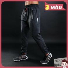 Quần dài thể thao nam 166wear LieXing – Cửa hàng phân phối KIT Sport (Men Pants,đồ tập quần áo gym,mẫu Jogger rộng, thể dục,thể hình, Fitness)