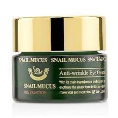 Kem Dưỡng Da Vùng Mắt 3W Clinic Snail Mucus Anti-Wrinkle Eye Cream 30ml