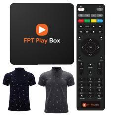 Play Box 2018 – Phiên bản 4K + Tặng Áo Thun Cao Cấp