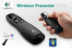 Bút trình chiếu Logitech Wireless Presenter R400