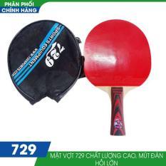 Vợt Bóng Bàn 729 – 2060 (Đỏ đen)