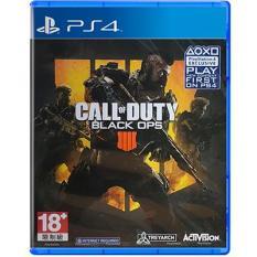 Đĩa Game PS4 Call of Duty: Black Ops 4