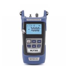 Máy đo công suất quang + bút soi quang 5km 2 trong 1