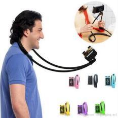 Kẹp điện thoại đeo cổ tiện lợi(giao màu ngẫu nhiên)