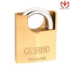 Khóa đồng chìa vi tính ABUS EC 75CS/60 (Vàng đồng)