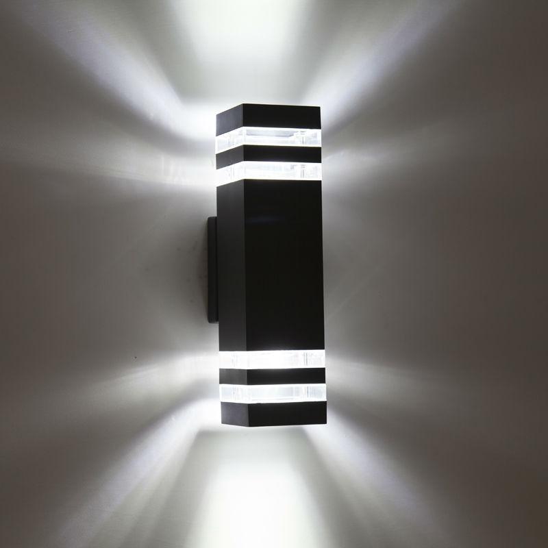 Đèn tường Atimol 2 Đầu Đui E27 3358/2 + Tặng 2 bóng led 3w Essential Philips
