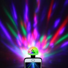 Bóng đèn Led vũ trường cảm ứng 7 màu cổng USB , điện thoại – Điện Việt