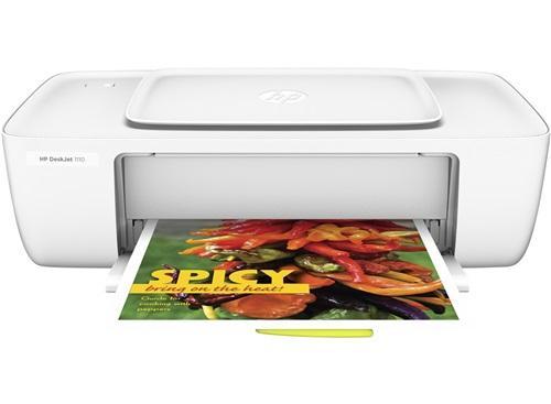 Đánh giá Máy in phun HP Deskjet Ink Advantage 1115 (Trắng) – Hãng phân phối chính thức Tại TAVASAIGON