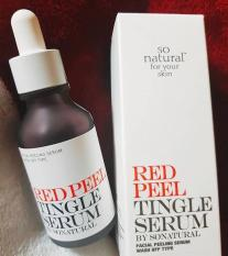 Serum tái tạo da Red Peel Tingle Serum By So Natural Fullsize 30ml