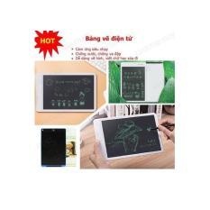 Bảng Vẽ Viết, Bảng Nháp Tự Xóa Thông Minh Không Tốn Giấy Bút Màn LCD 8.5 inch
