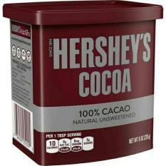 Bột Cacao Hershey's Nguyên chất 226g