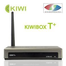 KIWIBOX T+ CHÍNH HÃNG – ANDROID BOX TÍCH HỢP ĐẦU THU DVB-T2 MỚI 2018