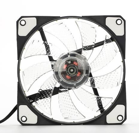 Nên mua Combo 2 Fan Case Coolman 12cm 15 Led White ở Đức An PC