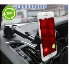 Giá đỡ kẹp điện thoại trên xe hơi, ô tô điều chỉnh thông minh
