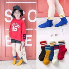 Combo 10 đôi Tất Thể Thao Trẻ Em Siêu Đẹp