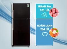 So sánh giá Tủ lạnh Hitachi inverter 365 lít R-VG440PGV3 GBK Tại AN GIA LỘC