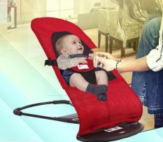 Ghế nhún – rung đa năng MARKET VIETNAM vải lưới tạo cảm giác thích thú cho bé