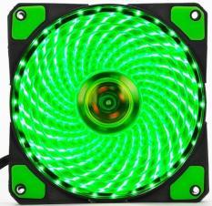 Nên mua Fan led Quạt Case thông gió Fan led 12cm -36 bóng led xanh Greend ở maytinhvp