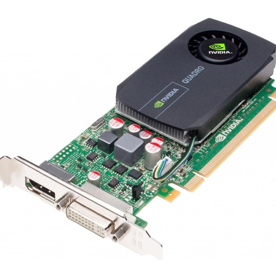 Card màn hình đẳng cấp cho thiết kế đồ họa NVIDIA Quadro Fermi 600 1Gb, DDR3, 128bit.