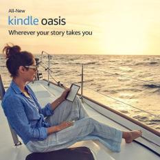 Máy đọc sách Kindle Oasis 2017 – 32Gb