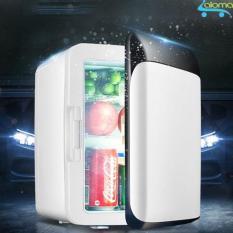 Tủ lạnh mini MarryCar 2 chế độ nóng 60 độ lạnh 5 độ dung tích 10 lít