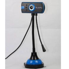 Webcam cho máy tính – Có Micro và đèn LED