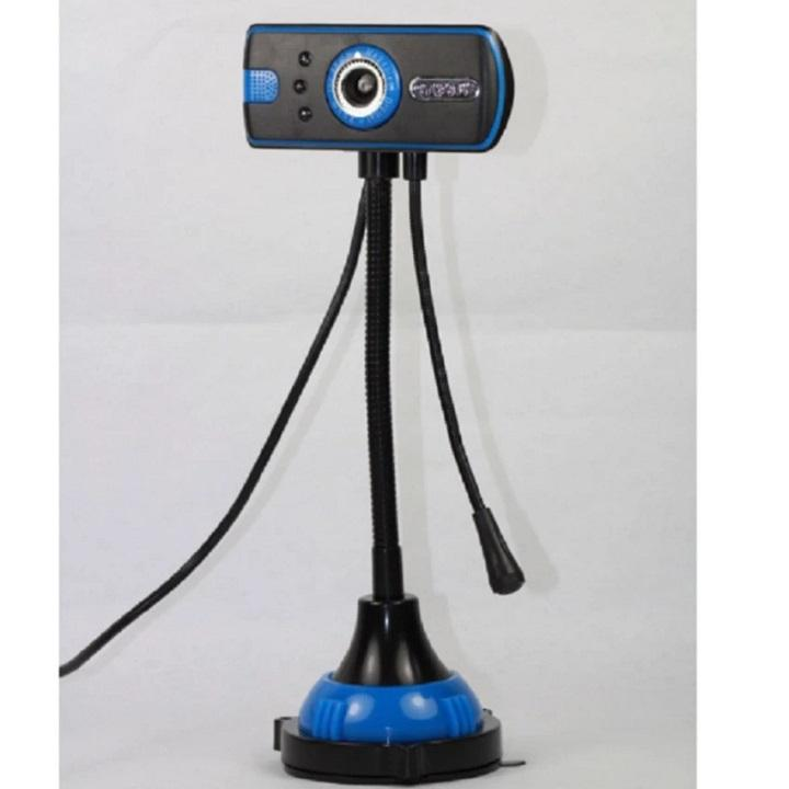 Mua Webcam cho máy tính – Có Micro và đèn LED Tại The Gioi Phu Kien Online (Hà Nội)