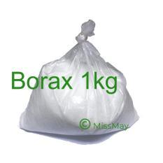 Bột borax mỹ 1kg – nguyên liệu làm đông slime