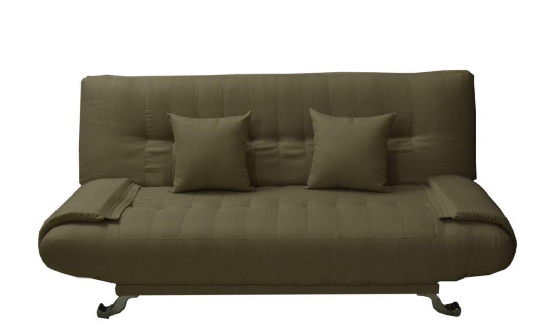 Sofa bed -MH001 180 x 120 cm + 2 gối ôm trang trí tuyệt đẹp