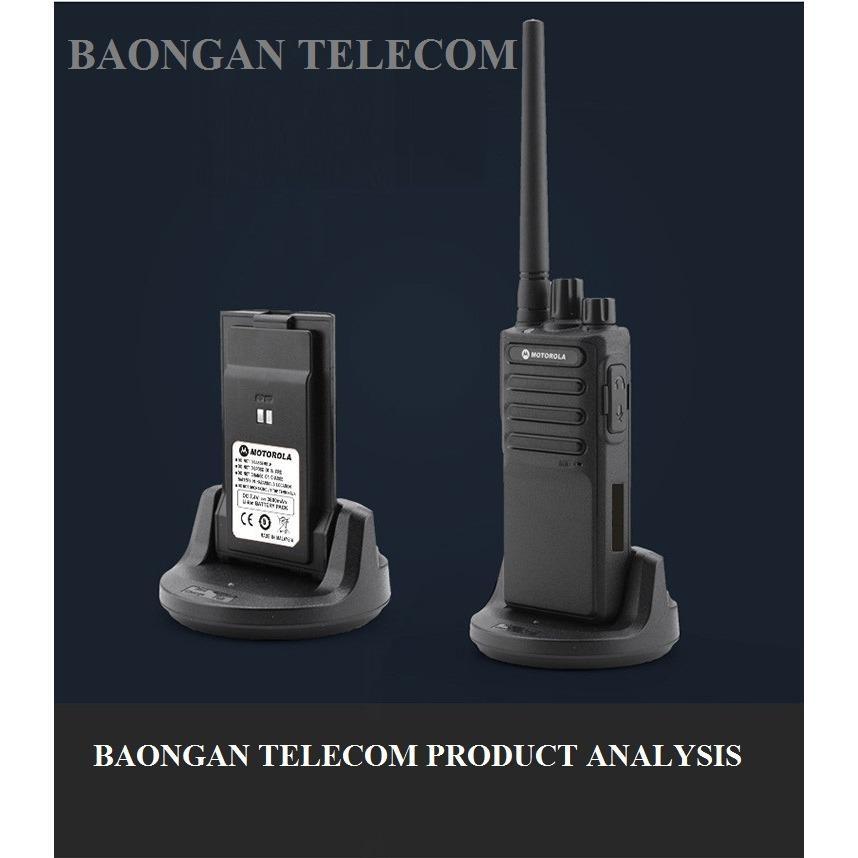 Bộ 2 Bộ đàm chất lượng cao Motorola CP6688(BN2)-Tặng 02 Tai nghe Theo máy