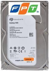 Ổ cứng Seagate cho máy tính để bàn và camera 3TB- 3.5 Sata ( Bạc ) do FPT phân phối