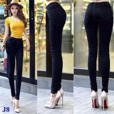 Quần jeans làm mông gợi cảm