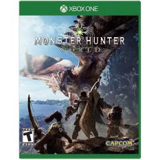Đĩa game Monster Hunter : World xbox one