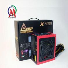 Nguồn VSP X400W quạt 12cm sata công suất thực chuyên game