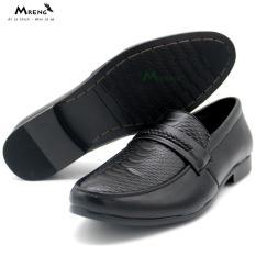 Giày Lười Nam Da Thật – MRENG ML08 (GIÁ HỦY DIỆT)