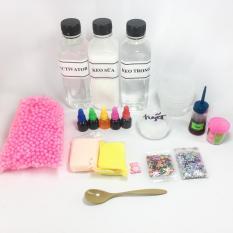 99k combo đầy đủ bộ kit làm slime mới