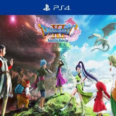 Đĩa Game PS4 – Dragon Quest XI: Echoes of an Elusive Age