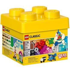 Hộp LEGO Classic sáng tạo 10692 – 221 miếng ghép