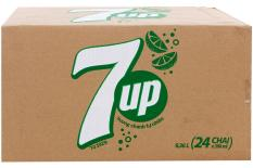 7up 390ml x 24 chai