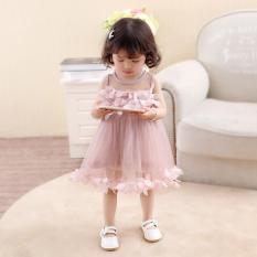 Đầm bé gái 8-14kg hàng Quảng Châu D234