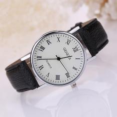 Đồng hồ nữ dây giả da Geneva AY030_BL6617