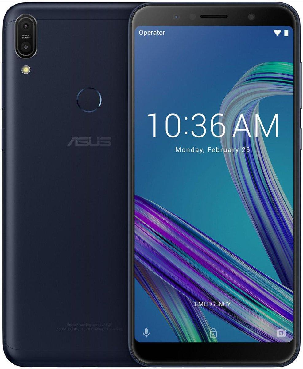Điện thoại Asus Zenfone Max Pro M1 Snapdragon 636- 3GB/32GB pin 5000 bảo hành 12Tháng