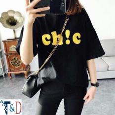 ÁO THUN NỮ CHIC